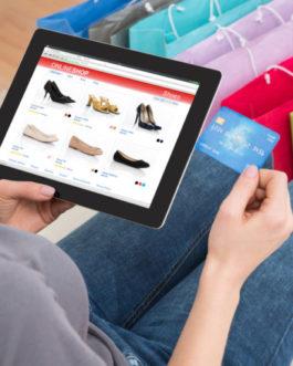 Tienda en línea – 12 pagos mensuales