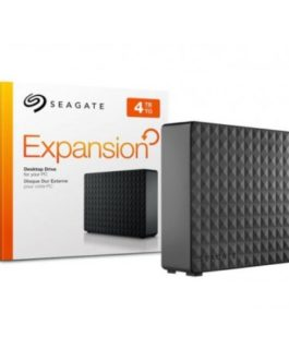 Seagate Expansion Desktop STEB4000100 – Disco duro – 4 TB