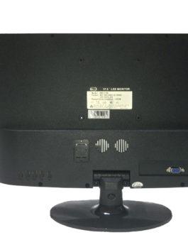 MONITOR BROCS, DE 17.3″ LED, –BR-173D– CONECTORES VGA Y HDMI