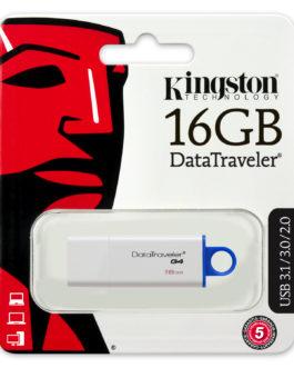 Kingston DataTraveler Generación 4 – Unidad flash USB – 16 GB