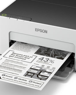 Impresora Epson EcoTank M1100  C11CG95301
